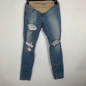 Joe's Jeans maternity skinny ankle 30